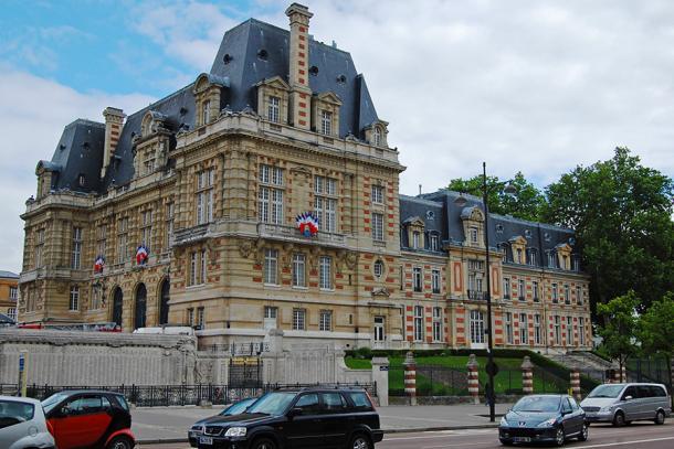 Enlèvement épave gratuit Versailles