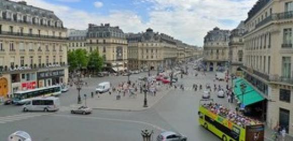 Enlèvement d'épave de voiture à paris 75009 (L'Opéra)